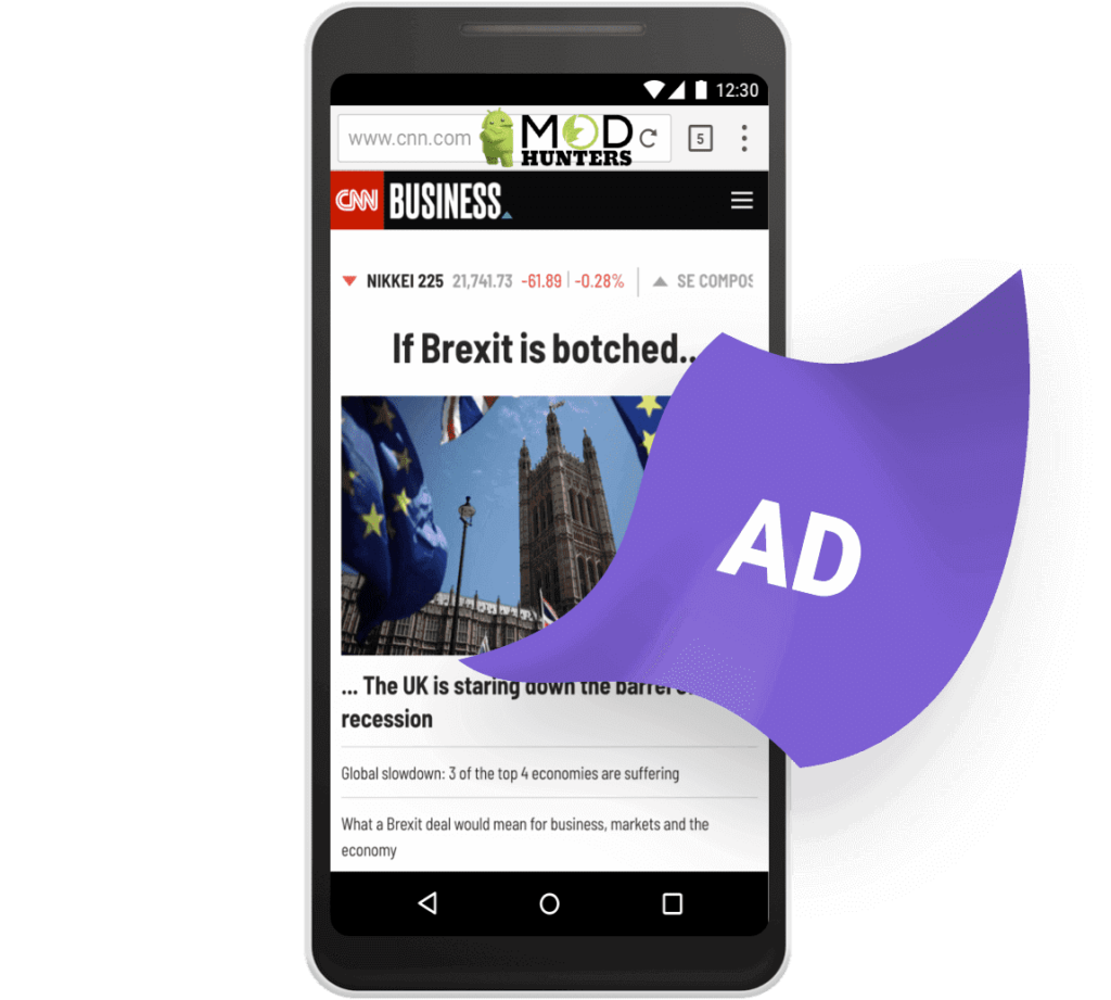 Puffin Browser Pro Ad Blocker